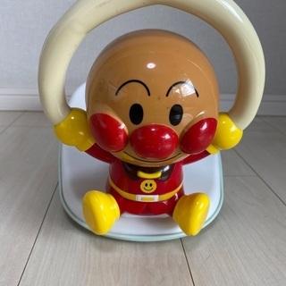 アンパンマン 幼児用補助便座