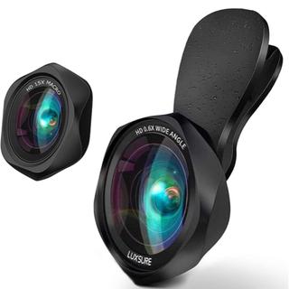 新品半額❣️スマホ用カメラレンズ クリップ式レンズ 広角レンズ ...