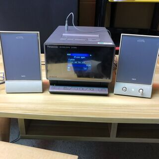 Panasonic SC-SX850 HDD内蔵(160GB)ミ...