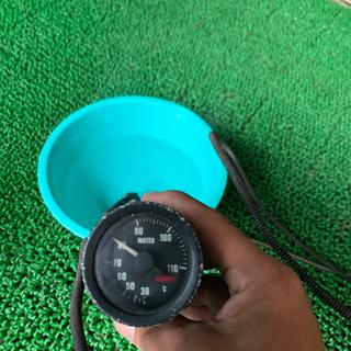 【ネット決済】大森製機械式水温計