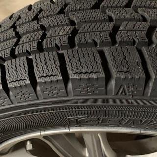 【ネット決済】スタッドレスタイヤ  新品同様 155/65R14...