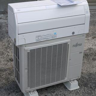 美品 富士通 ルームエアコン AS-R25E 2.5kW …
