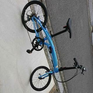 tern verge N8 2018年  折り畳み ミニベロ 自転車
