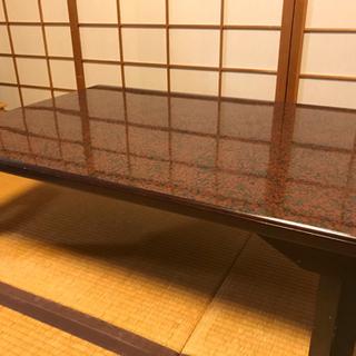 座卓ローテーブル✨折り畳み式