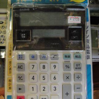電卓 卓上 電子計算機 各種 CASIO カシオ Canon キヤノン 価格 サイズ 色々 - 札幌市
