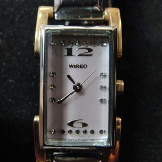WIRED ワイアード レディース 腕時計 アクセサリー ステンレスベルト - 札幌市