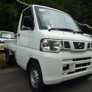 (ID3505)軽バン専門店在庫50台 23万円 日産 NT10...