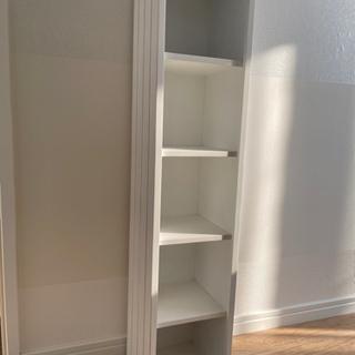 小さめの棚、CDラック