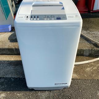 【ネット決済】HITACHI 全自動洗濯機7キロ NW-R703...