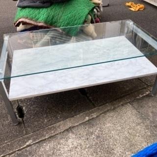 💕【無料】ガラステーブル
