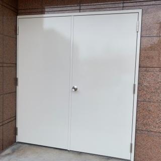アパート、マンション玄関ドア改修工事、営繕