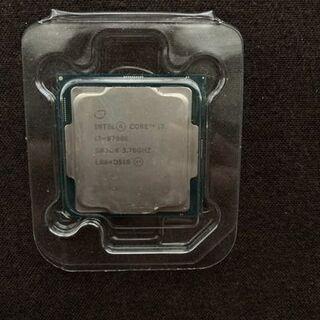Intel core i7-8700K CPU 中古