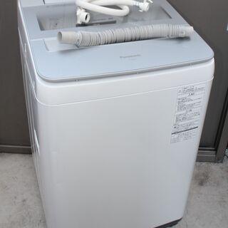 PANASONIC パナソニック 8K 全自動洗濯機 NA…