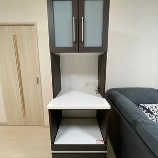【ネット決済・配送可】食器棚 キッチンボード