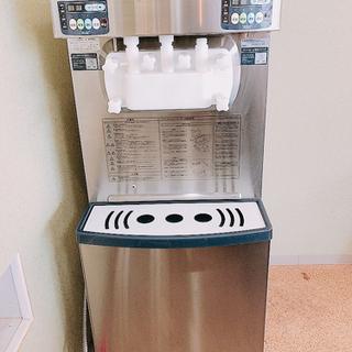 自動殺菌 業務用 ソフトクリームサーバー