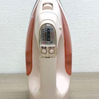 JM12574)《TOSHIBA》 東芝スチームアイロン ピンク...