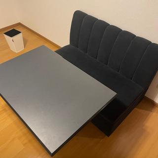 テーブル、ソファーセット残り1セット