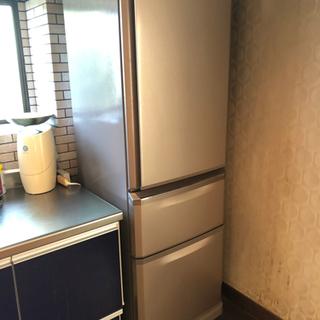 【ネット決済】三菱冷蔵庫MR-C37Y