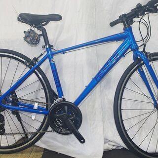 「新車」在庫有り。アルミフレームクロスバイク/アサヒサイクル/R...