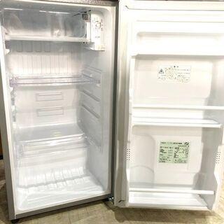 札幌近郊 送料無料 AQUA アクア 1ドア ノンフロン直冷式冷蔵庫 AQR-81E(S) 2016年製 75L  - 空知郡