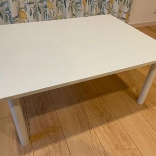 ローテーブル ホワイト
