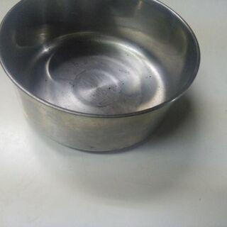 (中古)調理用金属製ボウル