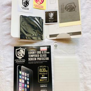値下げ iPhone6.7.8 plus用 保護フィルム