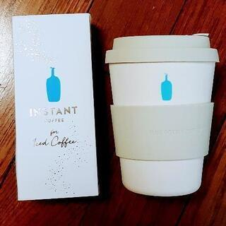 【値下げ】【新品未使用】ブルーボトル エコカップ