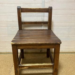 椅子 アンティーク風 レトロ風
