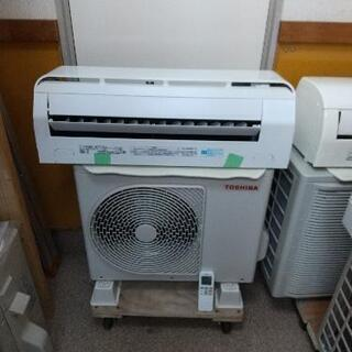 東芝6畳エアコン洗浄済み2018年