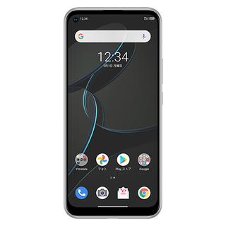 【ネット決済】スマホ Android5G A003ZT ホワイト