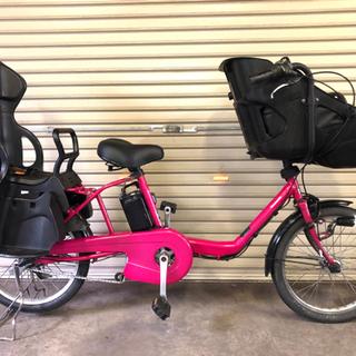 電動自転車☆ パナソニック ギュットミニ 現行タイプBT 高年式☆ - 売ります・あげます