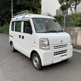 【ネット決済】総額19.8万円 スズキ エブリィバン 車検ロング...