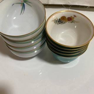 小鉢と湯呑み