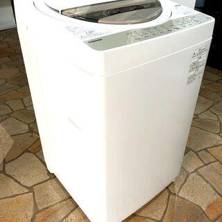 札幌近郊 送料無料 東芝/TOSHIBA 全自動洗濯機 A…