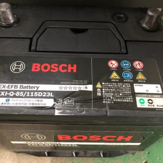 【売れました】bosch バッテリー Q-85 / 115D23L