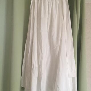 タグ付き新品 nohea ロングスカート