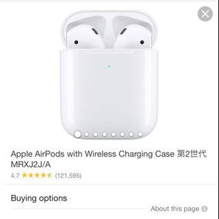【ネット決済】新しいApple AirPods with Wir...