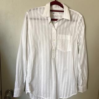 GAP 新品 ホワイトシャツ
