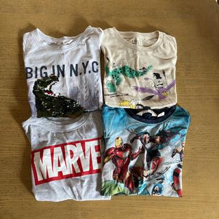 ティシャツ まとめ売り 130 H&M