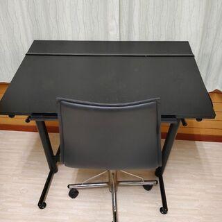 机と椅子セット取り引き中