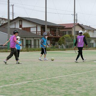 だれでもウォーキングサッカー体験会 9月5日の参加者募集のお知らせ! - スポーツ