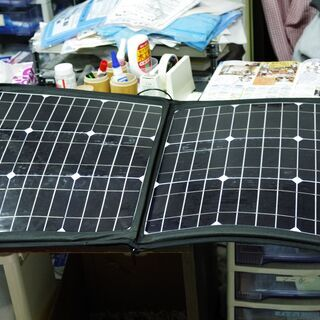中古並品 ソーラーパネル 購入価格(新品時)から9,000円OFF