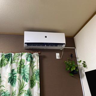 エアコン 移設作業 取り付け 取り外し  ガスチャージなど。