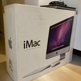iMac 2010mid 21.5 8Mに増設済み