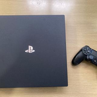 PlayStation4 PRO(CUH-7100B)SSD換装済み