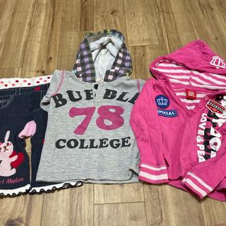 女の子服 80~90 8点程