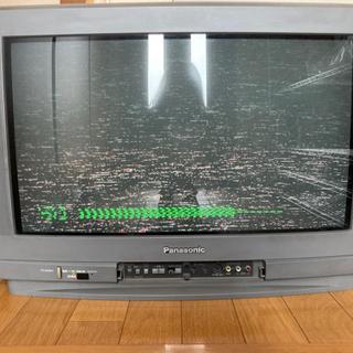 ブラウン管テレビ、差し上げます。