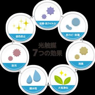 【新型コロナの不安解消】出張施工 お部屋・車内の光触媒コーティング|期間限定出張費無料でお伺いします|除菌消臭、ウイルス対策に − 神奈川県