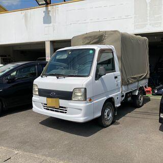 新入庫!スバル サンバートラック幌付き!総額¥457000!幌付...